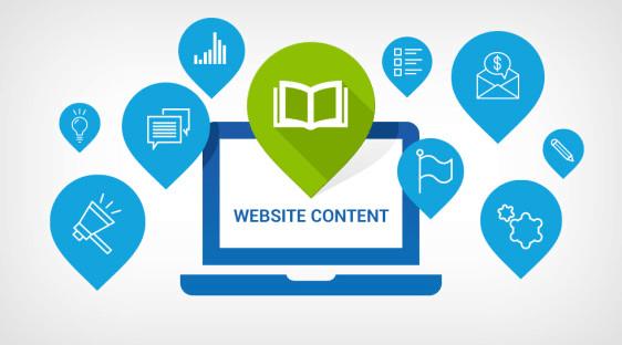 Website's Content