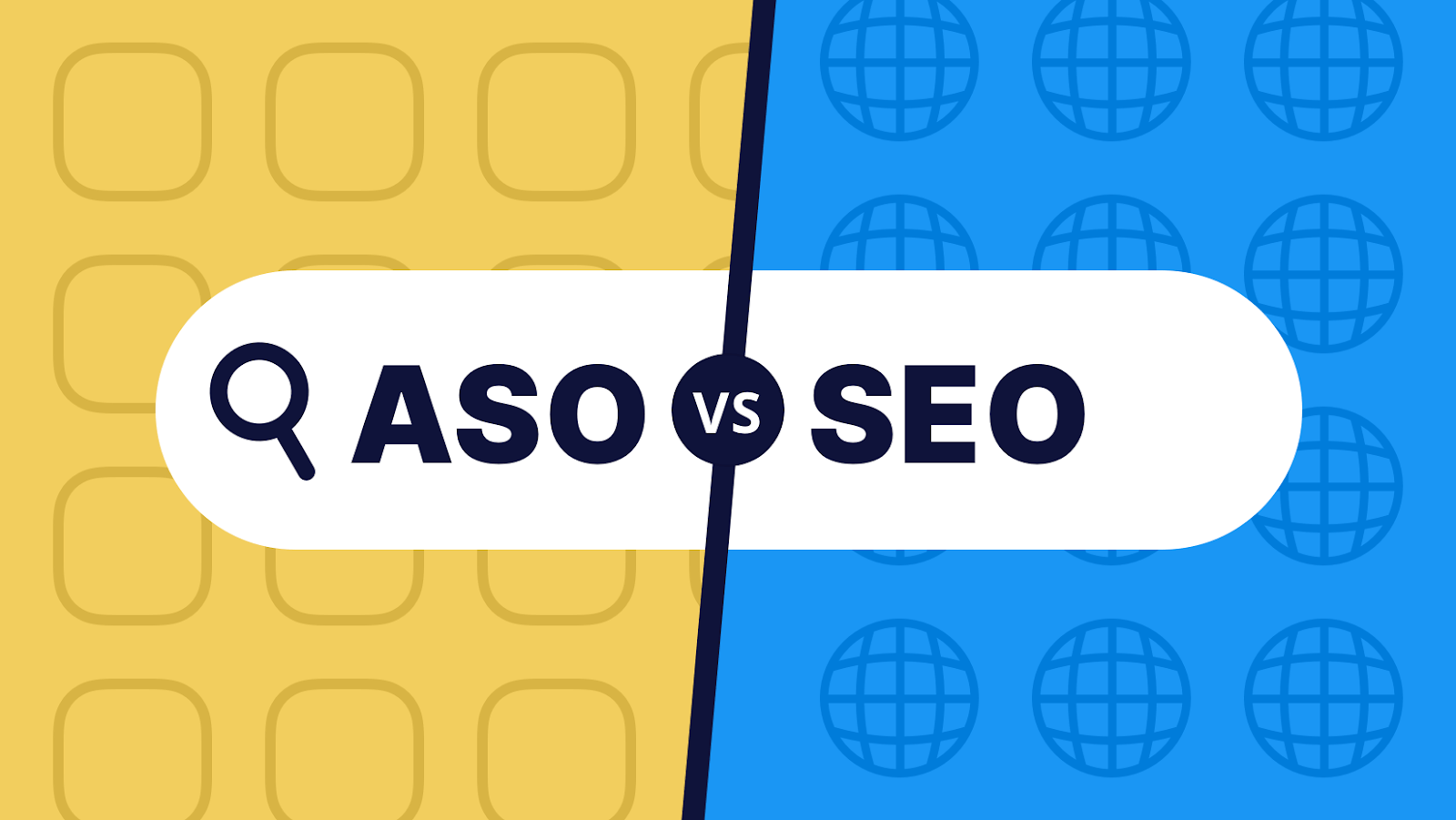 The Contrast between ASO and SEO