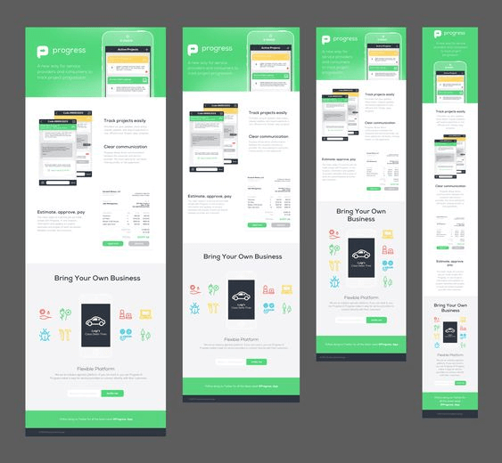 Utilization for Responsive Techniques on Designs