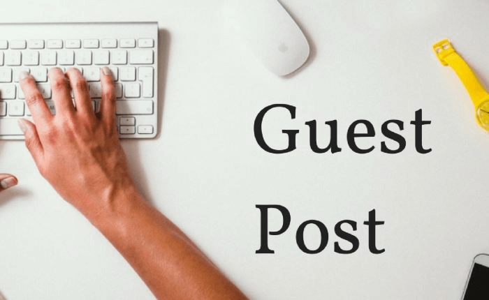 Contribute a Guest Post